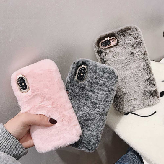 fluffy Cover case for iPhone