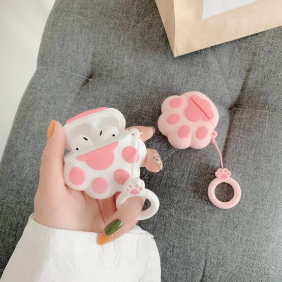 Cat silicone airpods 2 casing